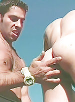 Steamy live outdoor sex with beefy cubs marcio ros