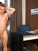 Leo and Petr - Raw - Airport Security