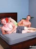 Spencer Todd and Johnny Forza