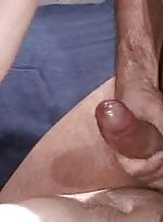 slide cock in your ass