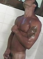 hot shower scene jerk off