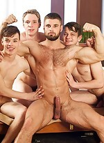 Wank Party #96, Part 1 - Raw