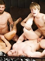 Wank Party #84, Part 2 - Raw